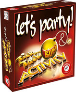 Piatnik 6382 - Activity Let's Party, Brettspiel