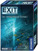 Kosmos Spiele 694050 - Exit - Spiel: versunkene Schatz Brettspiel