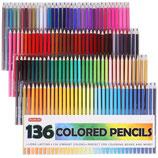 Shuttle Art Buntstifte 136 Art von Farben