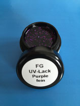 FG UV Lack Purple-fein