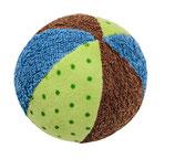 Rassel Ball blau