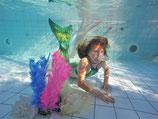 Meerjungfrauen- und Neptunschwimmen