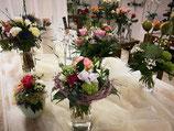 Ein Nachmittag im Blumenladen