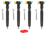 4x Injektor Einspritzdüse A6510704987