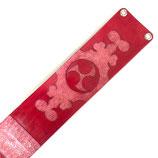 レーザーカービング ピンク&レッド 左御紋