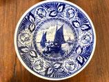 delft's blauw bord