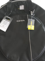 "GEWA Premium 22"" Cymbal Bag with Extra Pocket (15"") for hihats"