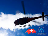 Unsere Helikopter Expeditions-Tour: Cresciano (Tagestour)