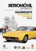 Retromovil Tour Madrid