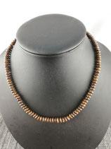 Bronzit - Halskette
