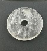 Bergkristall (Quarz)- Pi-Scheibe