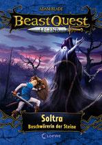 Adam Blade - Beast Quest Legend ~ Soltra, Beschwörerin der Steine