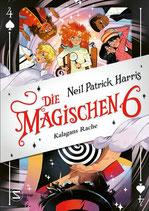 Neil Patrick Harris - Die Magischen 6 ~ Kalagans Rache