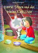 Klaus Baumgart - Lauras Sterin und das kleine Kätzchen