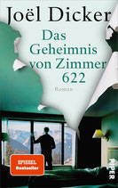 Joel Dicker - Das Geheimnis von Zimmer 622
