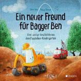 Dörte Horn - Ein neuer Freund für Bagger Ben
