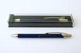 Schreibgerät (Druckkugelschreiber) mit Etui (Set)