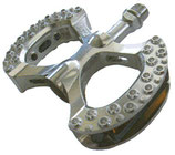 HIGH POLISHED ALLOY - 9/16 SHAFT ONLY