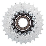 5 SPEED COG