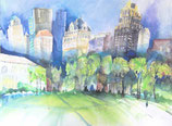 New York City – Bryant Park