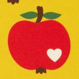 Canvas ByGraziela Äpfel - gelb/rot