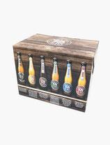 Bières artisanales Boxer