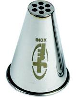 DOUILLE A NID INOX TROUS 3 MM