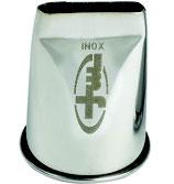 DOUILLE A RUBAN INOX 30 X 4 MM