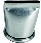 DOUILLE A RUBAN INOX 42 X 5 MM