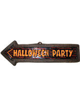 Fleche halloween party