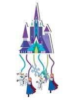 Piñata La Reine des Neiges Frozen™ 29 cm