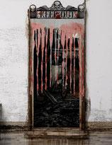 Rideau de porte (150x95cm)