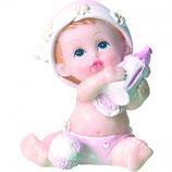 Figurine Bapteme Fille