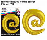 Ballon Alu