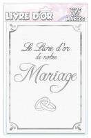 Livre d or Mariage