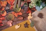 Confettis automne