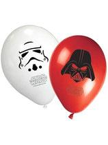 8 Ballons latex Star Wars ™