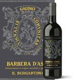 """Barbera d'Asti  DOCG  2013  """"Il Bergantino"""""""