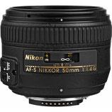 NIKON AFS 50mm 1,4