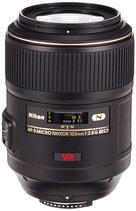 NIKON AFS 105mm VR macro f2,8