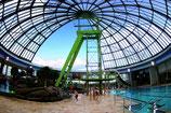 Aquapark Oberhausen, Eintritt