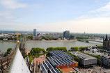 Turmbesteigung des Kölner Doms