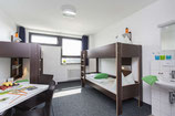 2021 - Jugendherberge Köln-Riehl - Übernachtung mit Frühstück im Mehrbettzimmer inkl. Bettwäsche