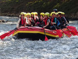 Rhein Rafting Düsseldorf