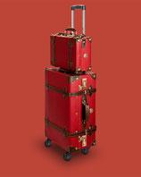 Kofferset gross 65cm rot