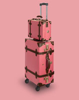 Kofferset gross 65cm rosa