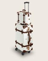 Kofferset gross 65cm weiss