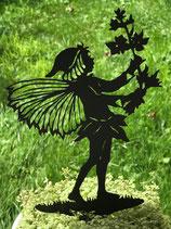 Art.Nr.: 6283ST - Pflanzenstecker Elferich mit Blume