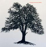 Art.Nr.: 6354H50 Hausschmuck alter Birnbaum