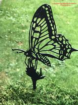 Art.Nr.: 6290ST - Pflanzenstecker Schmetterlimng